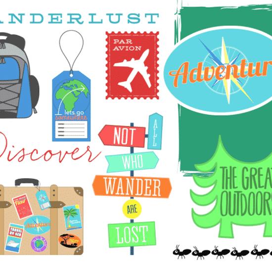 Make memories more fun with custom embellishment stickers