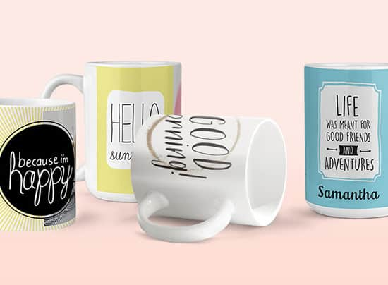 Sip in style! Colourful Embellishments for Coffee Mugs (and More!)