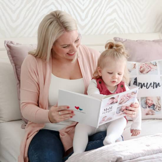 Create personalised gifts Mum will love
