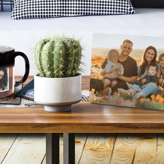 Selection of personalised Father's Day gifts you can send directly to Dad
